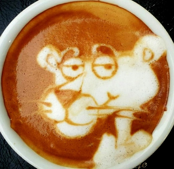 Beautiful coffee art examples (120)
