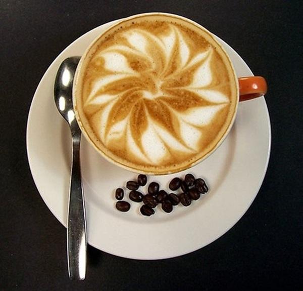 Beautiful coffee art examples (33)