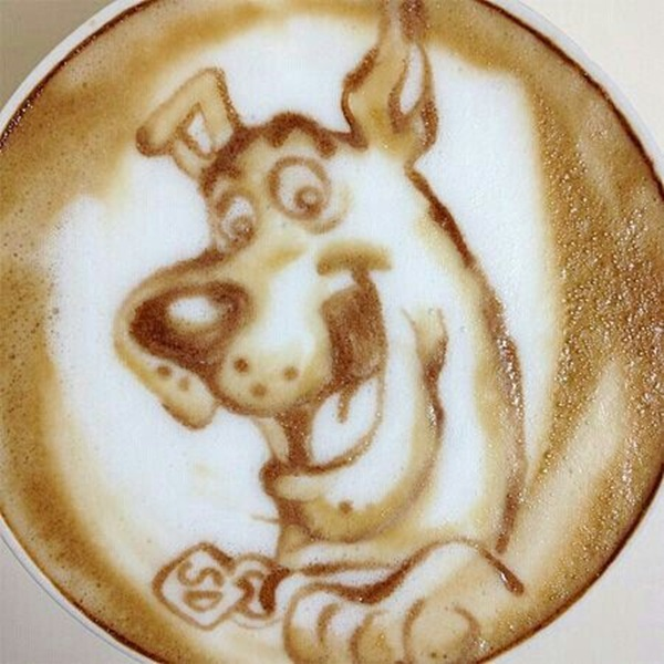 Beautiful coffee art examples (65)