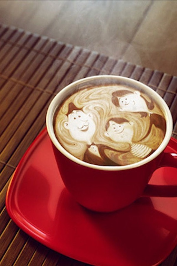 Beautiful coffee art examples (67)