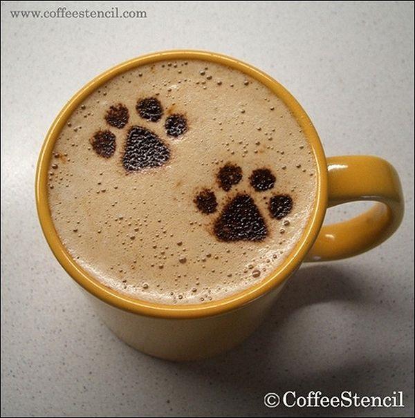 Beautiful coffee art examples (70)