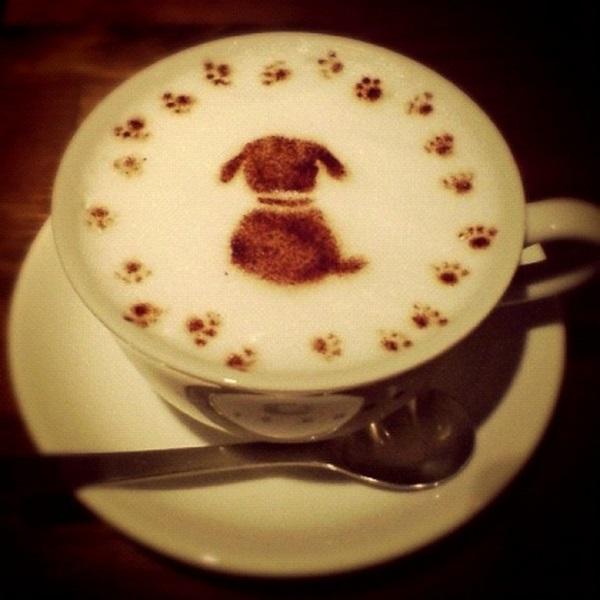 Beautiful coffee art examples (72)