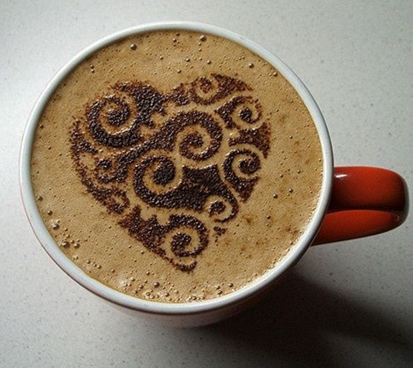 Beautiful coffee art examples (78)