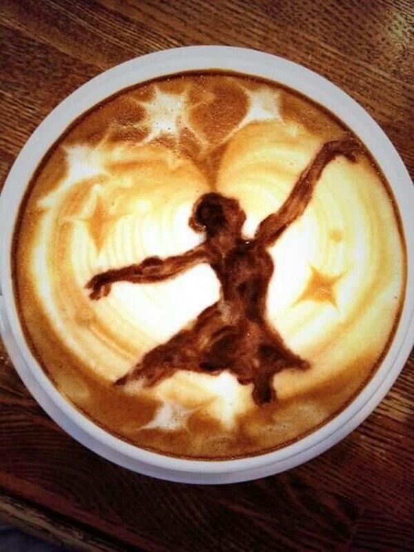 Beautiful coffee art examples (80)