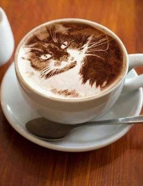 Beautiful coffee art examples (82)