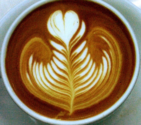 Beautiful coffee art examples (83)