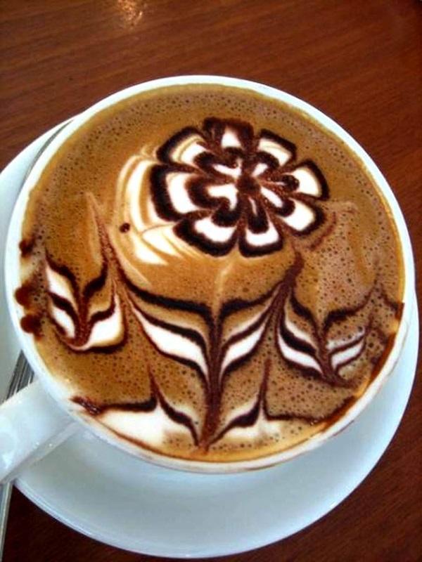 Beautiful coffee art examples (85)