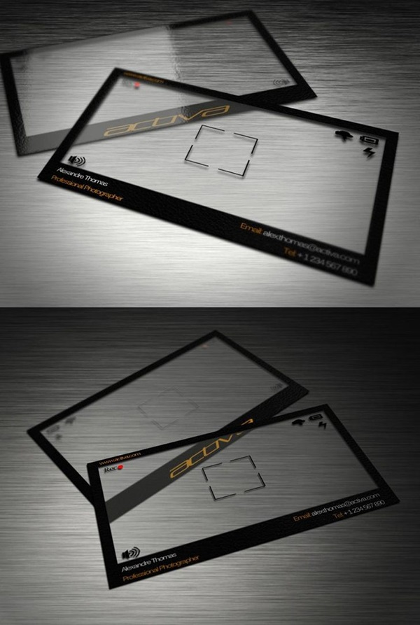 Cool business card ideas for photographers (42)