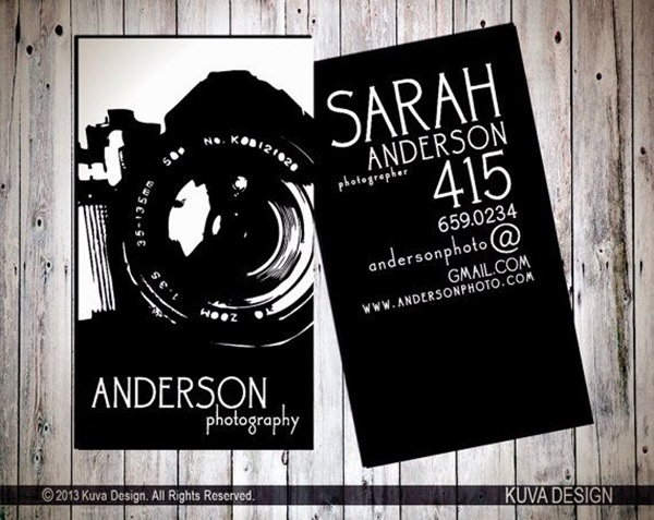 Cool business card ideas for photographers (44)