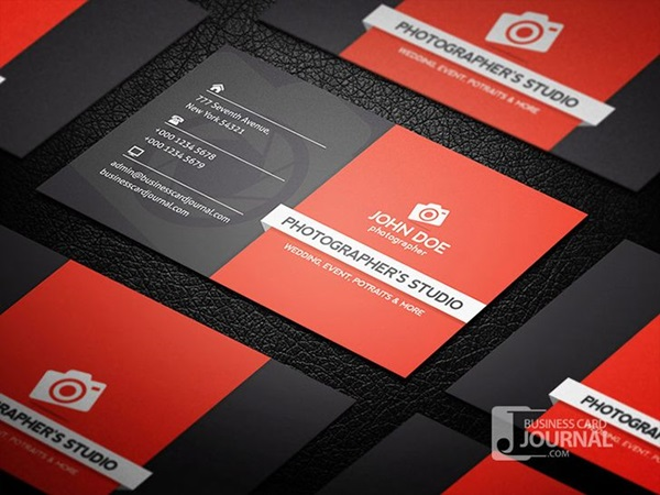 Cool business card ideas for photographers (8)