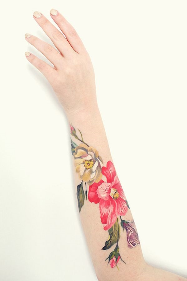 Latest forearm tattoo Designs for Men and Women (1)