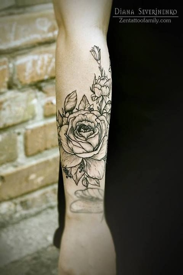 Latest forearm tattoo Designs for Men and Women (10)
