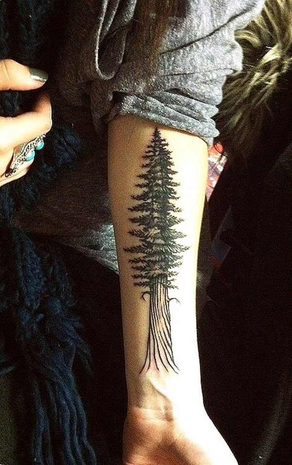 Latest forearm tattoo Designs for Men and Women (11)
