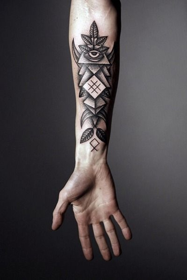 Latest forearm tattoo Designs for Men and Women (14)