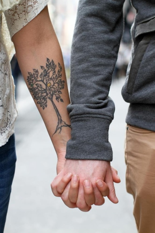 Latest forearm tattoo Designs for Men and Women (15)