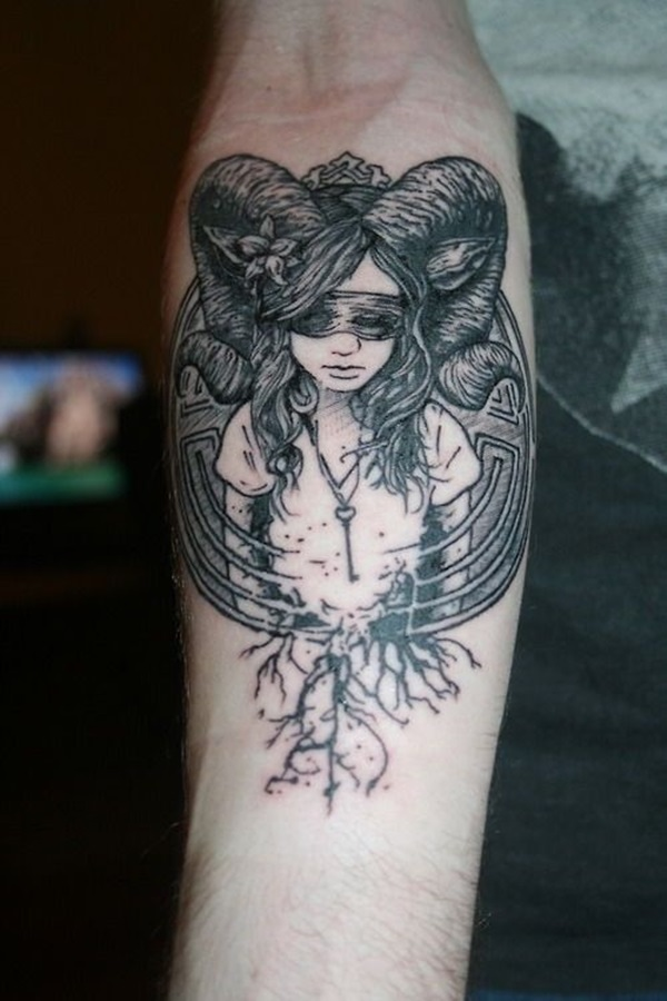 Latest forearm tattoo Designs for Men and Women (2)
