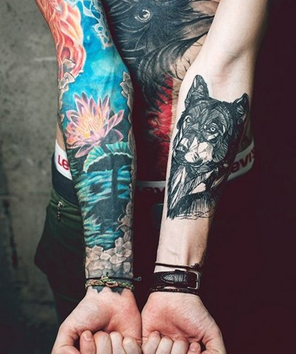 Latest forearm tattoo Designs for Men and Women (3)