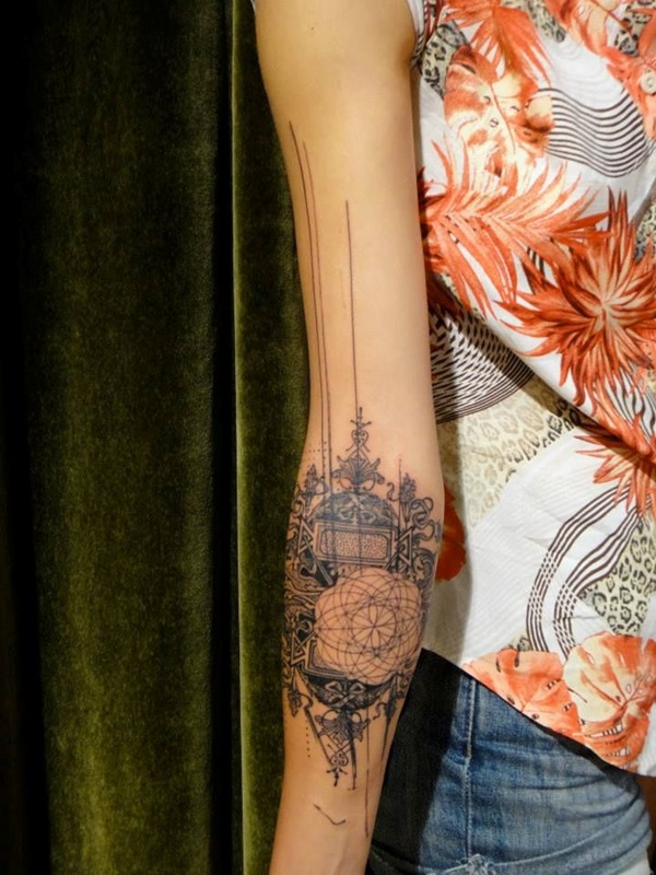 Latest forearm tattoo Designs for Men and Women (38)