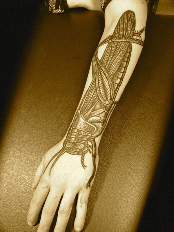 Latest forearm tattoo Designs for Men and Women (42)
