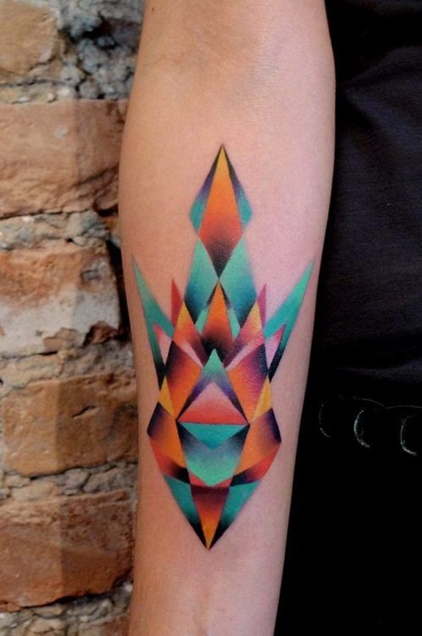 Latest forearm tattoo Designs for Men and Women (48)