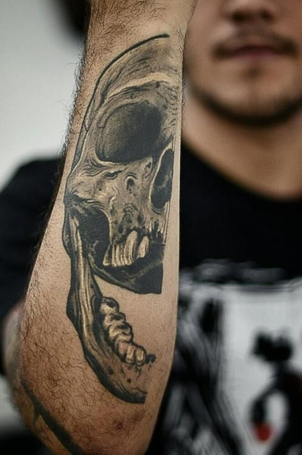 Latest forearm tattoo Designs for Men and Women (52)