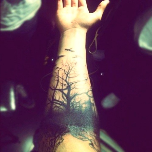 Latest forearm tattoo Designs for Men and Women (55)