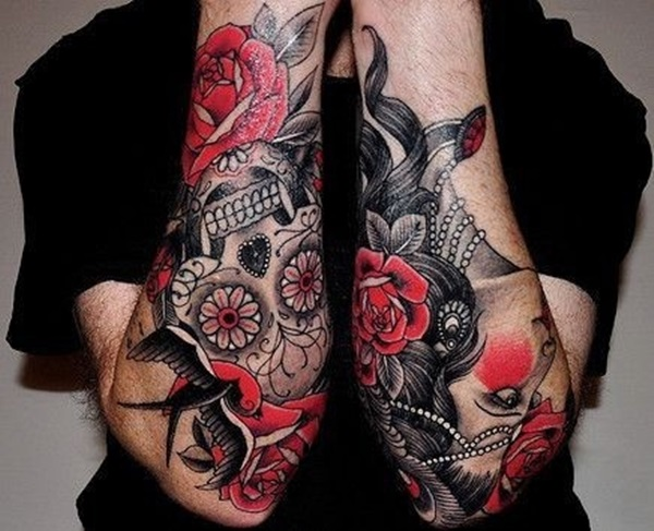Latest forearm tattoo Designs for Men and Women (6)