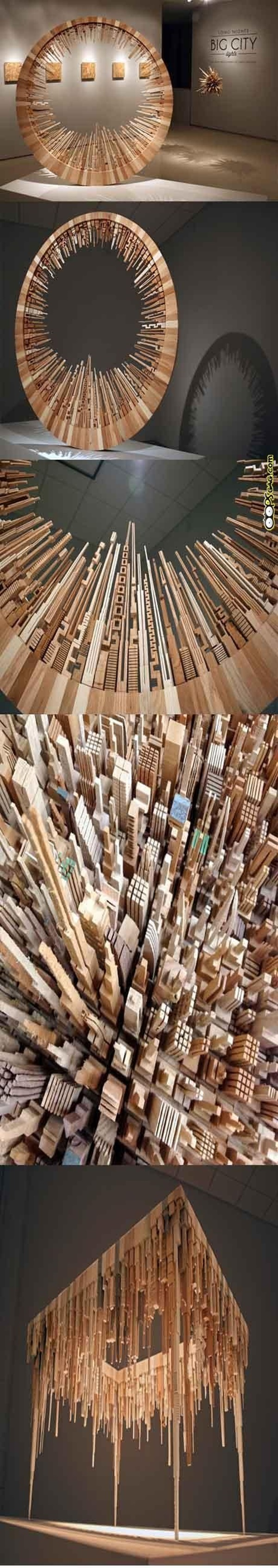 Wood Art Ideas (16)