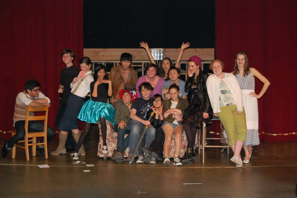 stage play 22