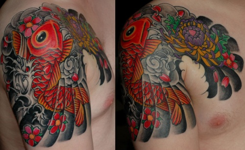 Horimono tattoo designs 14