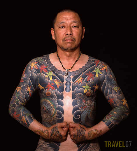 Horimono tattoo designs 17