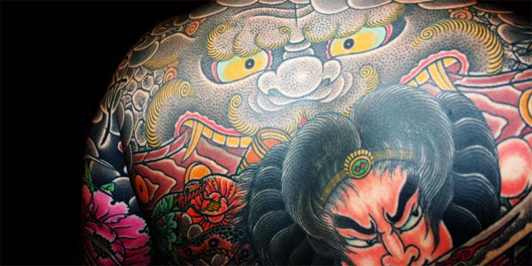 Horimono tattoo designs 21