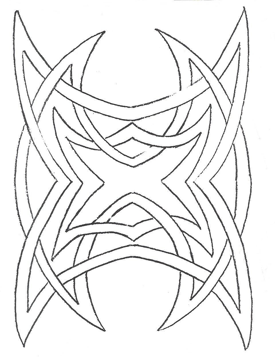 free stencil tattoos 12
