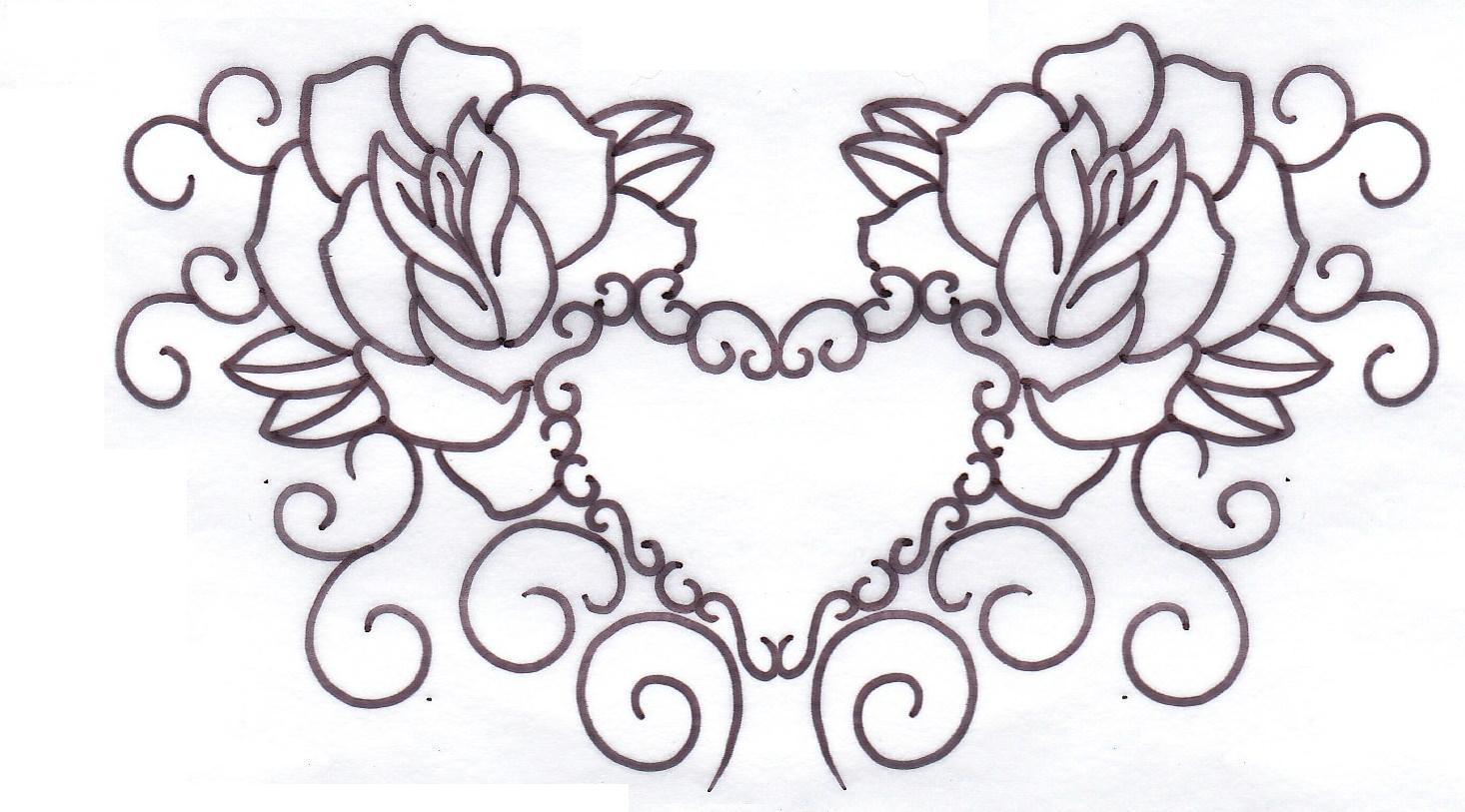 free stencil tattoos 15