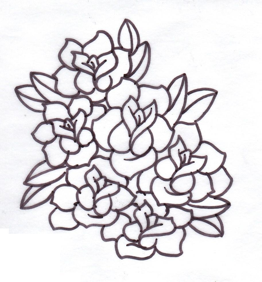 free stencil tattoos 7