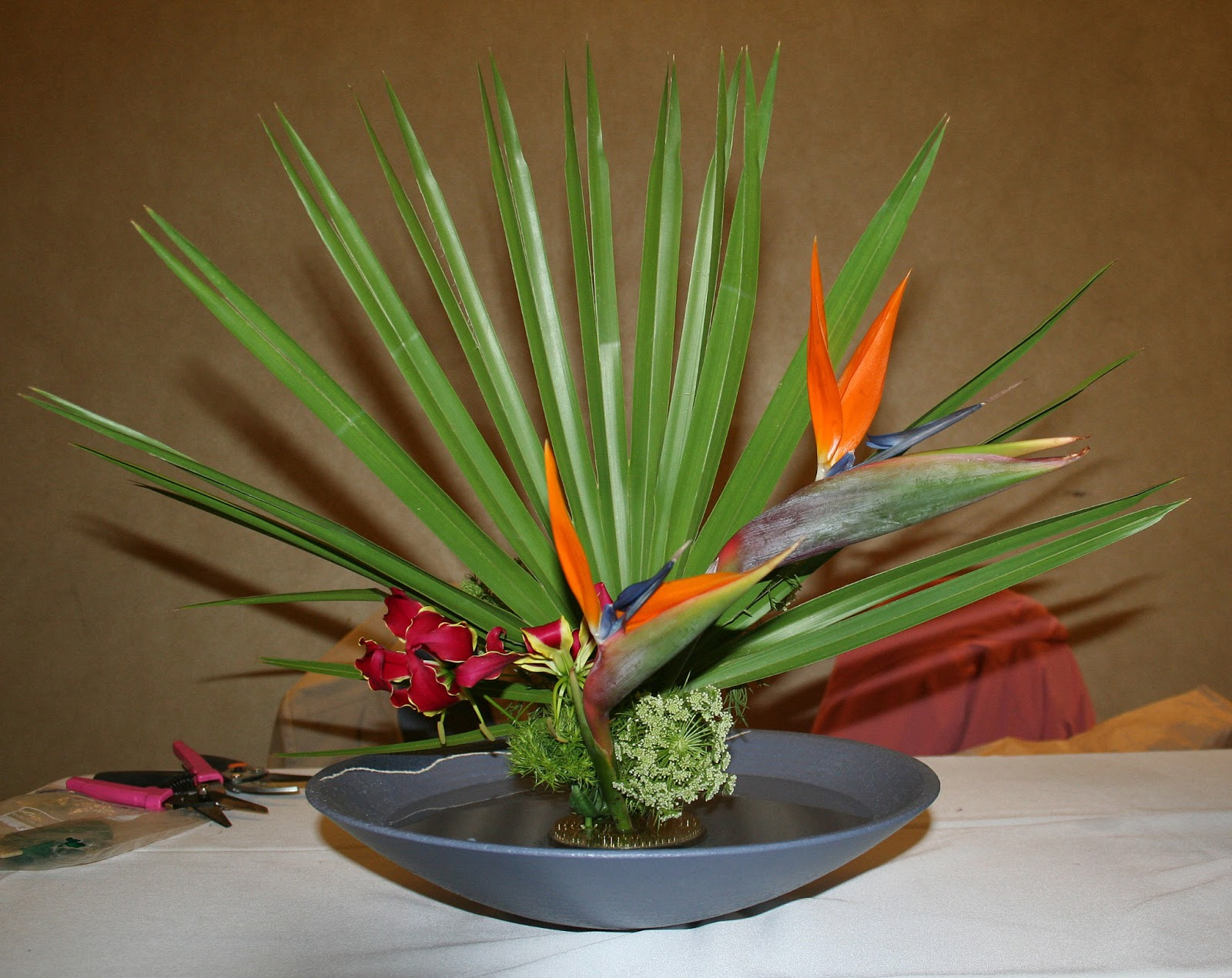 japanese flower arrangement 1