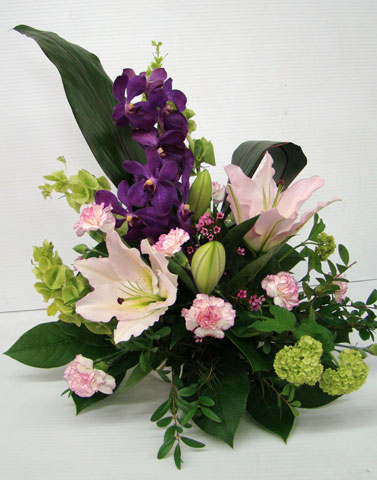 japanese flower arrangement 3