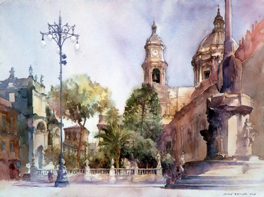 water color painting 16