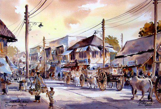 water color painting 17