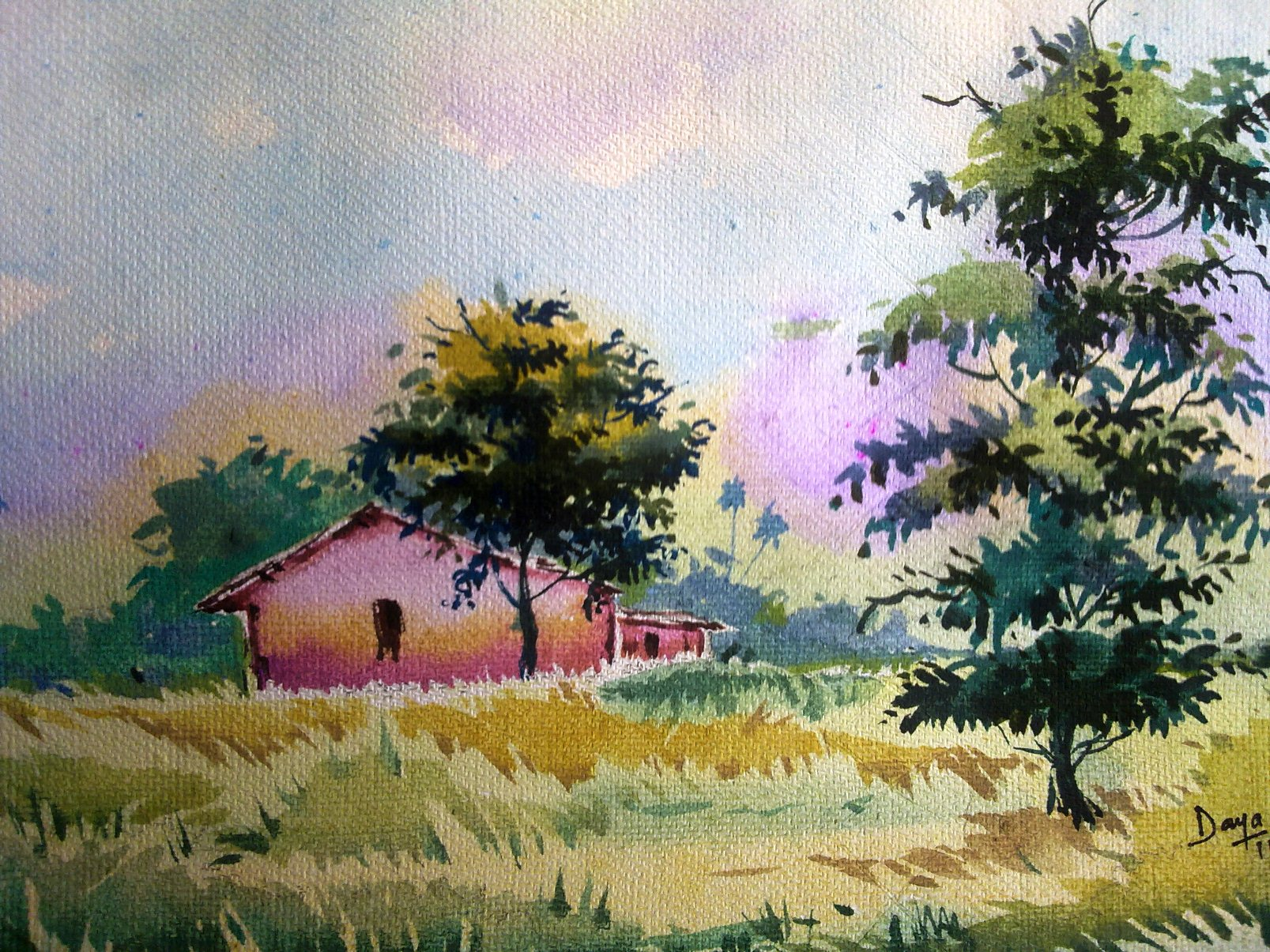 water color painting 25