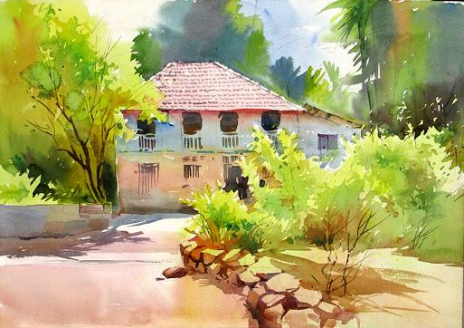 water color painting 29