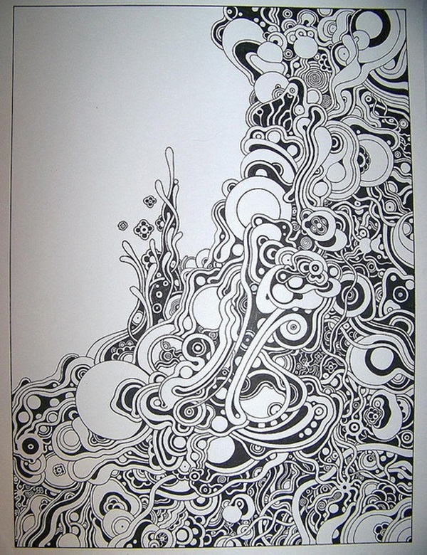 Beautiful Doodle Art Ideas  (11)