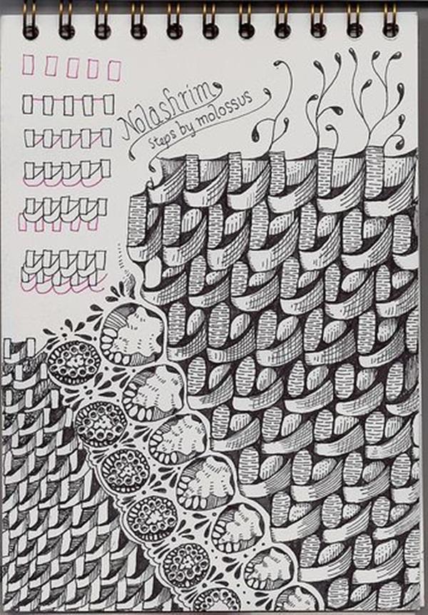 Beautiful Doodle Art Ideas  (16)