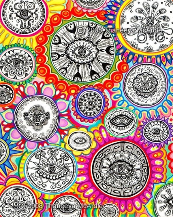 Beautiful Doodle Art Ideas  (18)