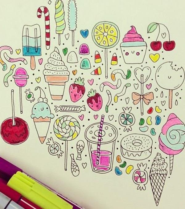 Beautiful Doodle Art Ideas  (22)