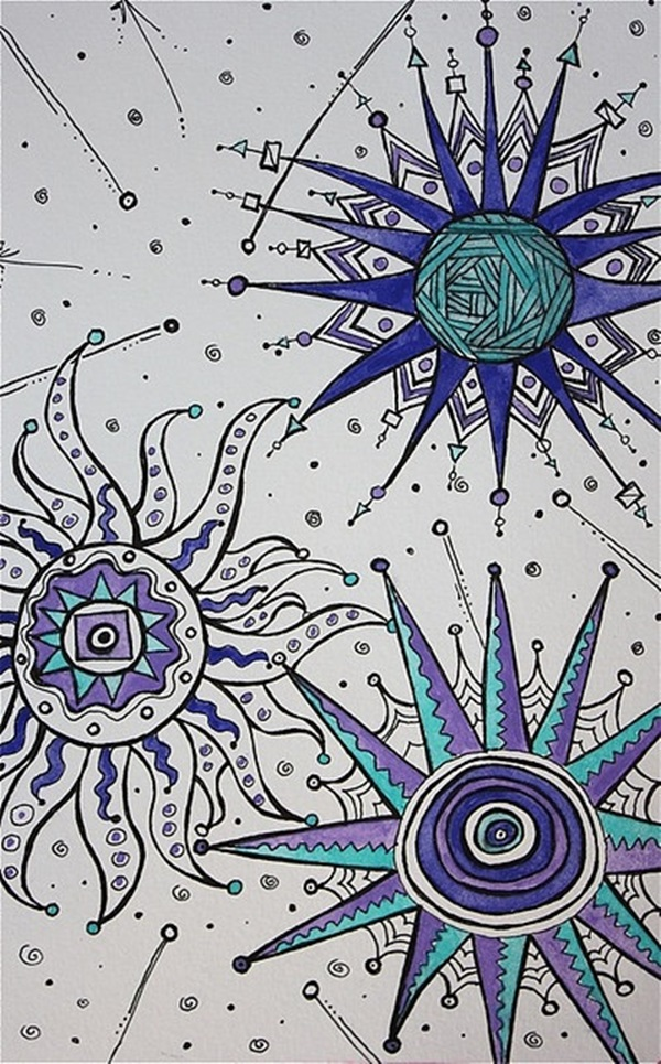 Beautiful Doodle Art Ideas  (25)
