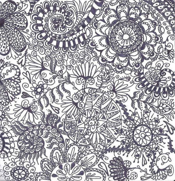 Beautiful Doodle Art Ideas  (28)