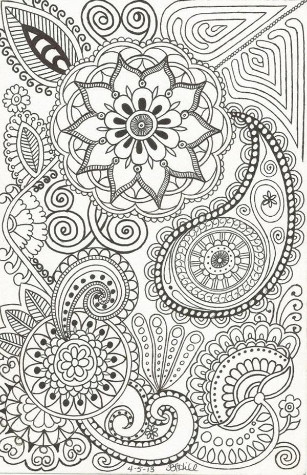 Beautiful Doodle Art Ideas  (3)