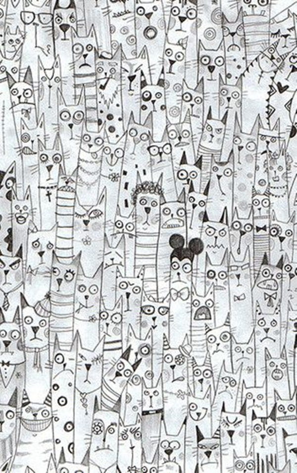 Beautiful Doodle Art Ideas  (30)