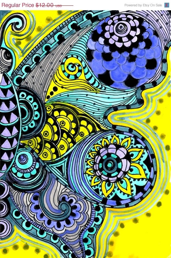 Beautiful Doodle Art Ideas  (33)